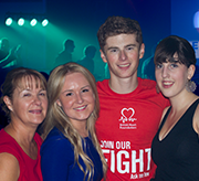 british heart foundation charity event njb discos